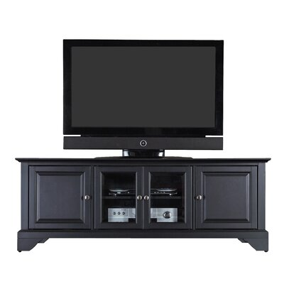 Abbate Low Profile 60 TV Stand Color: Black