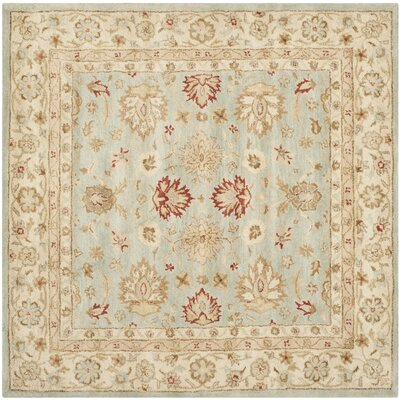 Bishop Gray Blue/Beige Area Rug