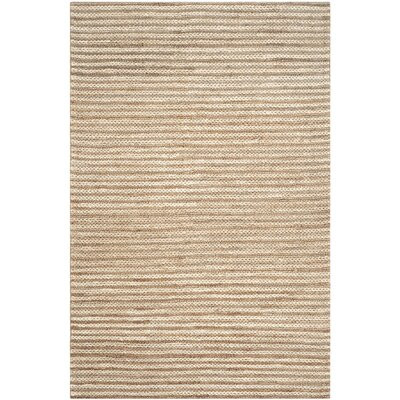 Hand-Woven Area Rug Rug Size: Rectangle 4' x 6'
