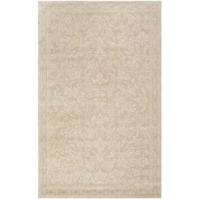 Martha Stewart Beige/Ivory Area Rug Rug Size: Rectangle 5 x 8