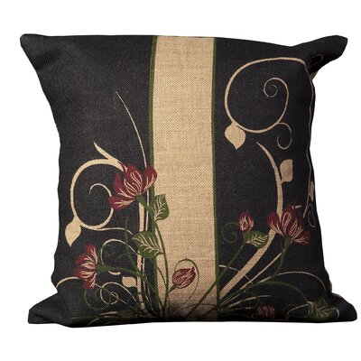 Vandeventer Jute Throw Pillow