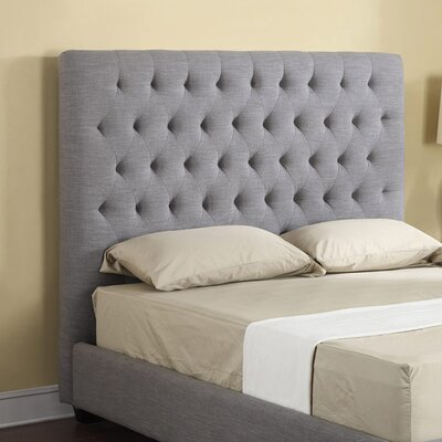Donovan Upholstered Panel Bed Size: California King