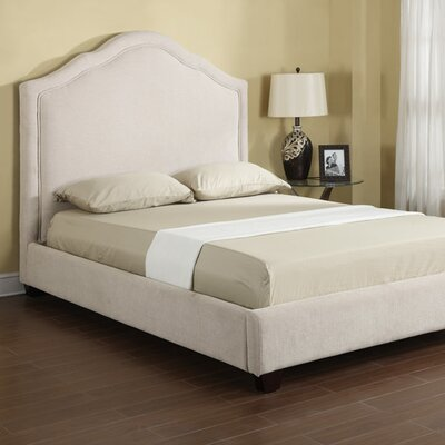 Royalton Upholstered Panel Bed Size: California King