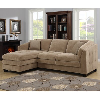 Darby Home Co DBHC2115 Modular Sectional