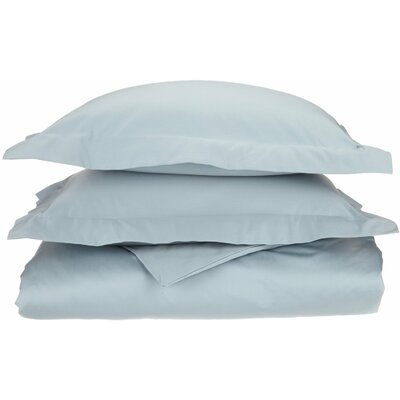 Amherst Pillow Case Color: Teal, Size: King