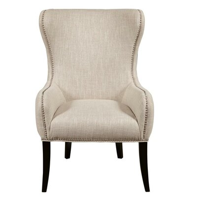 Seraphine Mink Arm Chair