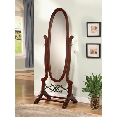 Frowseloure Cheval Mirror