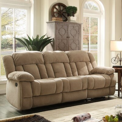 DBHC2531 25982061 DBHC2531 Darby Home Co Danford Double Reclining Sofa Upholstery