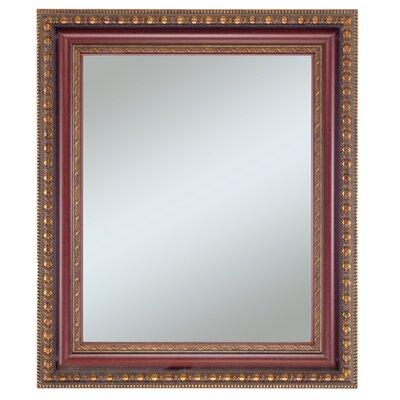 Pynnoke Lucia Wall Mirror Finish: Vintage Gold