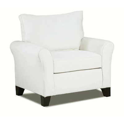 Adelina Arm Chair Color: Natural