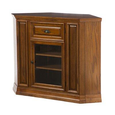 Corner 46 TV Stand Color: Oak