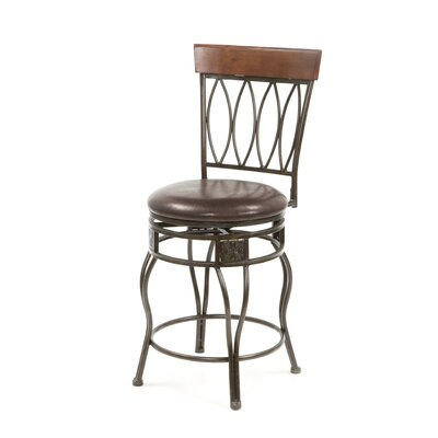 Abbey Glen 24 Swivel Bar Stool