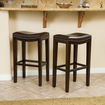 Farina 30 Bar Stool Finish: Espresso
