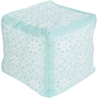 Digby Pouf Upholstery: Mint