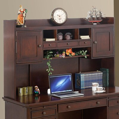 Spielman 38 H x 63 W Desk Hutch