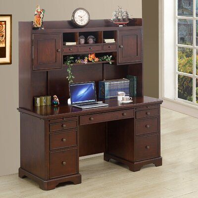 Spielman Credenza Executive Desk