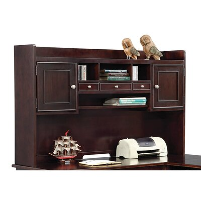 Shellenberger 38 H x 63 W Desk Hutch