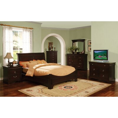 Riegel Panel Configurable Bedroom Set