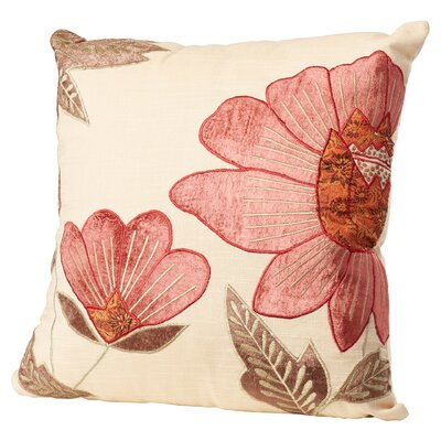 Acorn Grove Cotton Throw Pillow