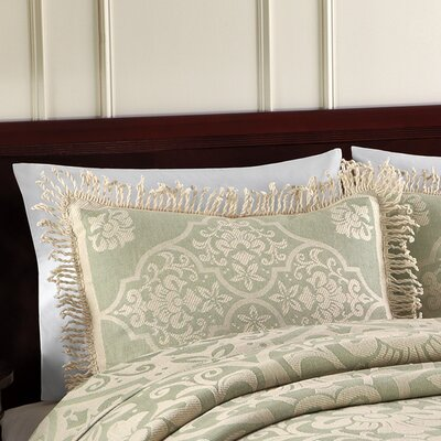 Furniture-Doddle Standard Sham Color Sage