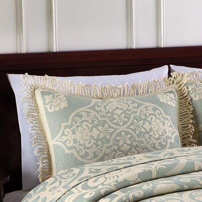 Belknap Standard Sham Color: Blue