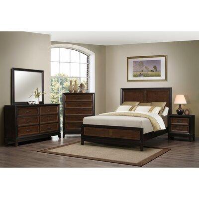 Chernocke Panel Customizable Bedroom Set by Simmons Casegoods
