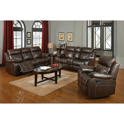 Chestnut Configurable Living Room Set