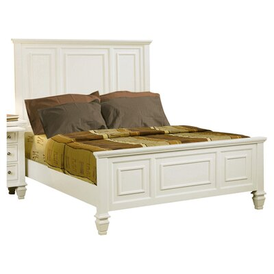 Horton Panel Bed Size: King