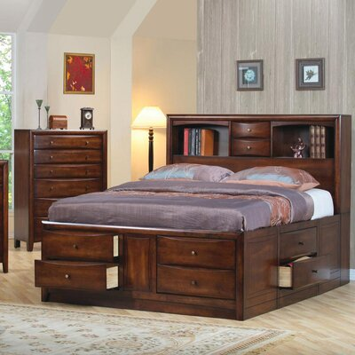 Gabby Storage Platform Bed Size: Queen