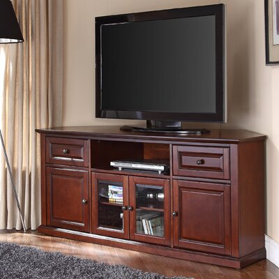 Dye TV Stand Finish: Vintage Mahogany