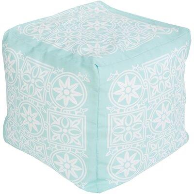 Digby Pouf Ottoman Upholstery: Mint