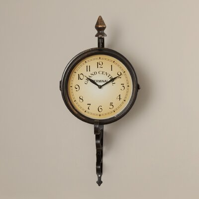 Fleet 10 Bracket Wall Clock