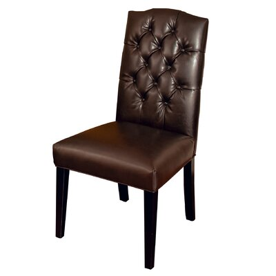 Radley Parsons Chair in Leather - Brown