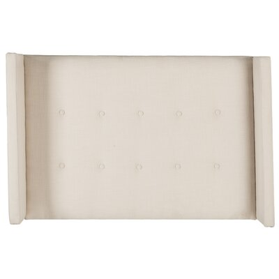 Yale Upholstered Wingback Headboard