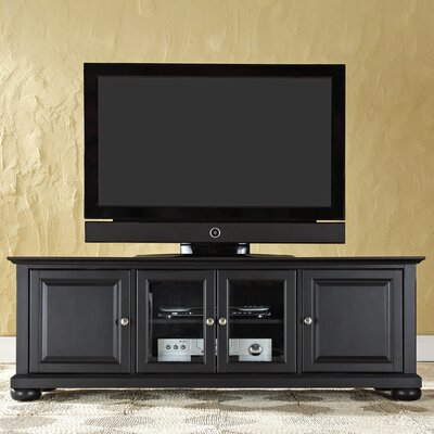 Ricciardo 60 TV Stand Color: Black