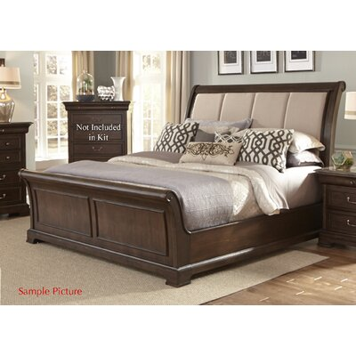 Greenacre Sleigh Customizable Bedroom Set