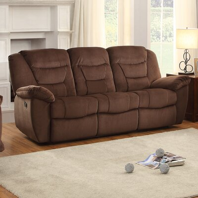DBHC3883 26730894 DBHC3883 Darby Home Co Severns Double Reclining Sofa