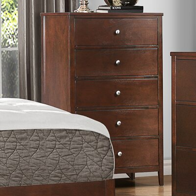 Ketcham 5 Drawer Chest