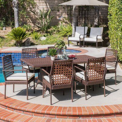 Triggs 7 Piece Dining Set