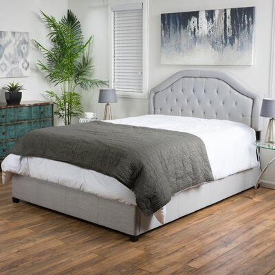 German Panel Bed Size: Cal-King