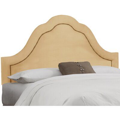 Donelson Upholstered Panel Headboard Size: California King