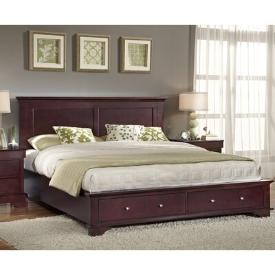 Donvers Platform Bed Size: Queen