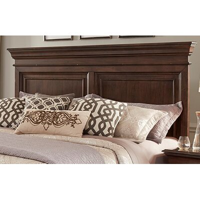 Greenacre Panel Headboard Size: King