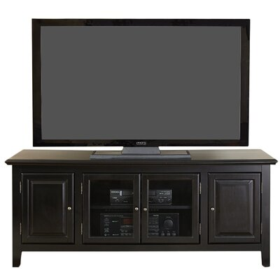 Blair 60 TV Stand Color: Ebony