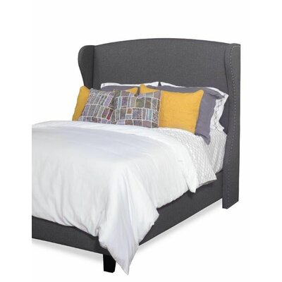 Whitney Upholstered Platform Bed Size: Queen