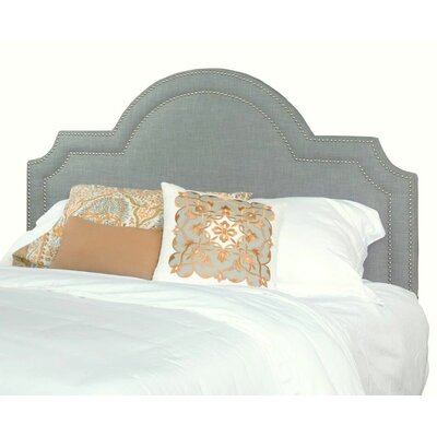 Ada Upholstered Panel Headboard Size: King