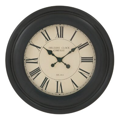 Oversized 24 Marvelous Wall Clock