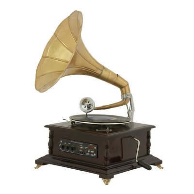 Decorative Gramophone