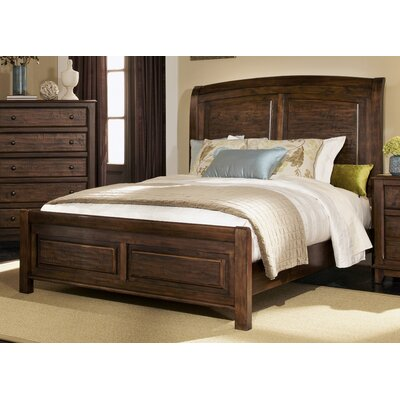 Momea Panel Bed Size: California King