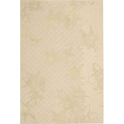 Stalbridge Hand-Tufted Sand Area Rug Rug Size: 8 x 106
